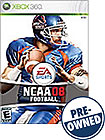 NCAA Football 08 — PRE-OWNED - Xbox 360