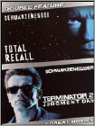 Terminator 2: Judgment Day / Total Recall [WS] (DVD) (Enhanced Widescreen for 16x9 TV) (Eng)