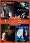 The 4-movie Thrills & Chills Collection, Vol. 1 (dvd) 8458151