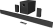 "VIZIO - 5.1-Channel Soundbar System with Bluetooth and 8"" Wireless Subwoofer - Black"