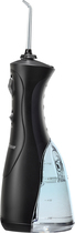 Waterpik - Cordless Plus Water Flosser - Black/Clear