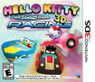 Hello Kitty and Sanrio Friends 3D Racing - Nintendo 3DS