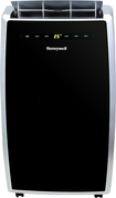 Honeywell - 12,000 BTU Portable Air Conditioner - Black/Silver