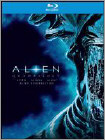 Alien: Quadrilogy (Blu-ray Disc) (Remastered)