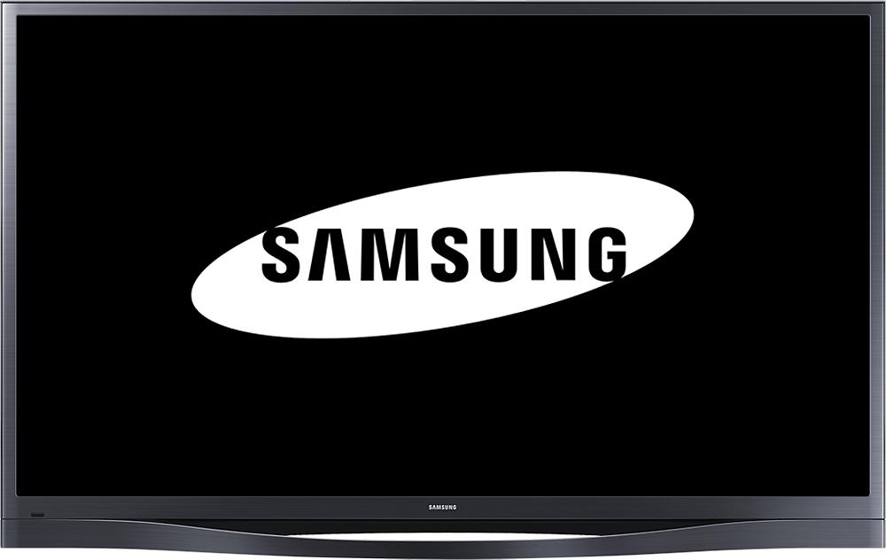 "Samsung - 51"" Class (50-3/4"" Diag.) - Plasma - 1080p - Smart - 3D - HDTV - Black"