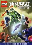 Lego Ninjago: Masters Of Spinjitzu - Season Two [2 Discs] (dvd) 8490132