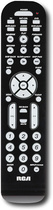 RCA - 6 Device Universal Remote with DBS SupportN - Black