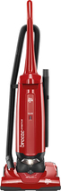 Dirt Devil - Breeze Stretch Upright Vacuum - Red