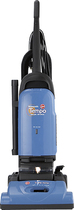 Hoover - Tempo Widepath Upright Vacuum - Blue