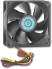 Dynex - 80mm CPU Cooling Fan - Black