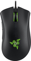 Razer - DeathAdder Chroma Optical Gaming Mouse - Black