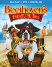 Beethoven's Treasure Tail [2 Discs] [blu-ray/dvd] 8506133