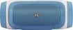 JBL - Charge Portable Indoor/Outdoor Bluetooth Speaker - Blue