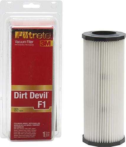 3m - Filtrete Dirt Devil F1 Hepa Filter 8507984