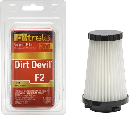 3M - Filtrete Dirt Devil F2 HEPA Filter
