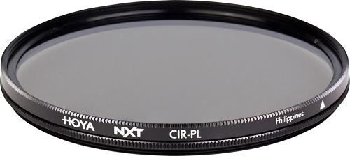 Hoya - NXT 52mm Circular Polarizer Lens Filter - Black