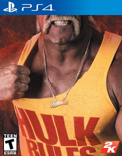 WWE 2K15: Hulkamania Collector's Edition - PlayStation 4