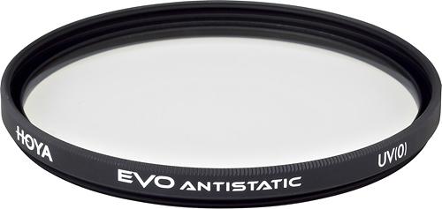 Hoya - EVO 52mm Antistatic UV Super Multicoated Lens Filter - Gray