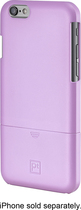 Platinum - Protective Case with Holster for Apple® iPhone® 6 - Mauve