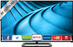 "VIZIO - P-Series - 55"" Class (54-5/8"" Diag.) - LED - 2160p - Smart - 4K Ultra HD TV - Black"