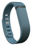 Fitbit - Accessory Band For Fitbit Flex (large) - Slate 8509708