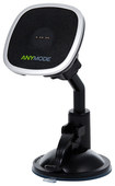 Anymode - Magnet Charging Car Mount - Black