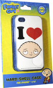 Audiology - Family Guy I Heart Stewie Case for Apple® iPhone® 4 and 4S - White