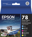 Epson - 78 5-Pack Ink Cartridges - Cyan/Magenta/Yellow