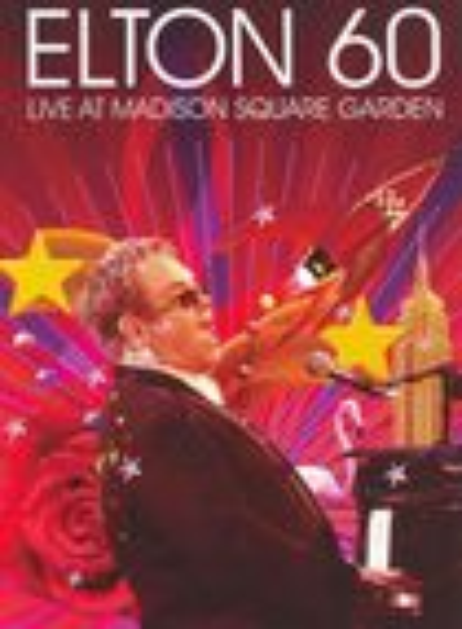 Elton John: Elton 60 - Live At Madison Square Garden (dvd) 8518703