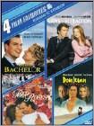 Romantic Comedy: 4 Film Favorites [2 Discs] (DVD) (Eng)