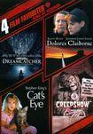 Stephen King: 4 Film Favorites [2 Discs] (dvd) 8522306
