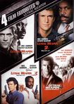 Lethal Weapon: 4 Film Favorites [2 Discs] (dvd) 8522324