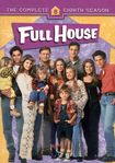 Full House: The Complete Eighth Season [4 Discs] (dvd) 8522627