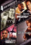 Extreme Action: 4 Film Favorites [2 Discs] (dvd) 8522716