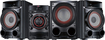 LG - 500W Mini Audio System - Black