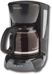 Mr. Coffee - 12-Cup Coffeemaker - Black