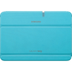 Samsung - Book Cover for Samsung Galaxy Note 10.1 - Light Blue