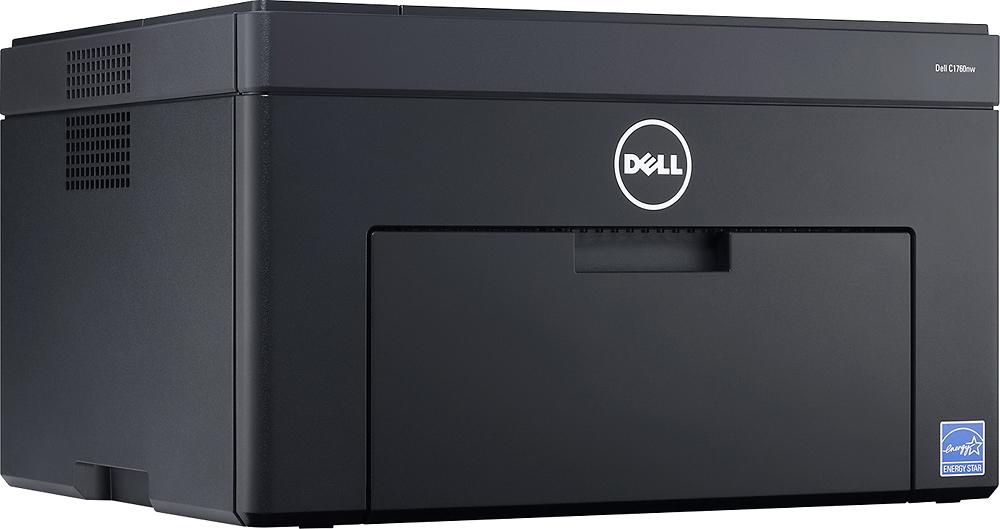 Dell - Wireless Color Printer - Black