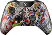 Evil Controllers - Steel Sticker Bomb Master Mod V3 Wireless Controller for Xbox One - Steel