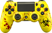 Evil Controllers - Biohazard Master Mod Wireless Controller for PlayStation 4 - Yellow