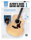 Alfred - Alfred's Basic Guitar Method 1: The Most Popular Method for Learning How to Play Instructional Book - Multi