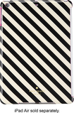 kate spade new york - Snap-On Case for Apple® iPad® mini and iPad mini with Retina display - Black/Cream