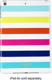 kate spade new york - Snap-On Case for Apple® iPad® Air - Multi