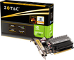 ZOTAC - GeForce GT 730 Zone Edition 2GB DDR3 PCI Express 2.0 Graphics Card - Multi