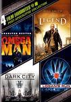 Post-apocalypse Collection: 4 Film Favorites [4 Discs] (dvd) 8538063