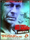 Live Free or Die Hard (DVD) (2 Disc) (Collector's Edition) (Unrated) (Enhanced Widescreen for 16x9 TV) (Eng/Fre/Spa) 2007