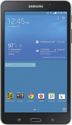 Samsung - Galaxy Tab 4 7.0 Wi-Fi + 4G LTE - 16GB (Sprint) - Black