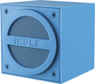 iHome - Bluetooth Rechargeable Mini Cube Speaker for Most Bluetooth-Enabled Devices - Blue