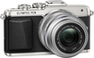Olympus - E-PL7 Digital Compact System Camera with 14-42mm 2R Lens - Silver