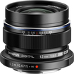 DEALS Olympus - 12mm F\/2.0 Wide-angle Lens For Select Olympus And Panasonic Digital Cameras - Black LIMITED